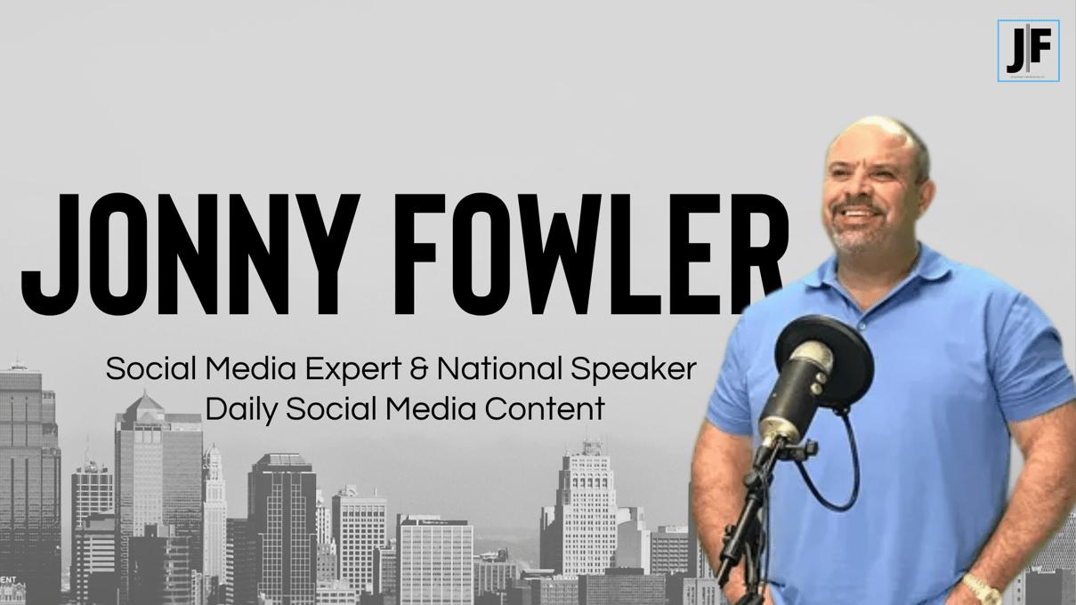 JONNY FOWLER